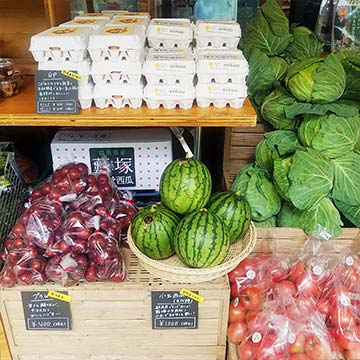 【EVENT】7月のお野菜マルシェ|国立店
