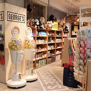 GEORGE'S 新百合丘OPA店オープン!