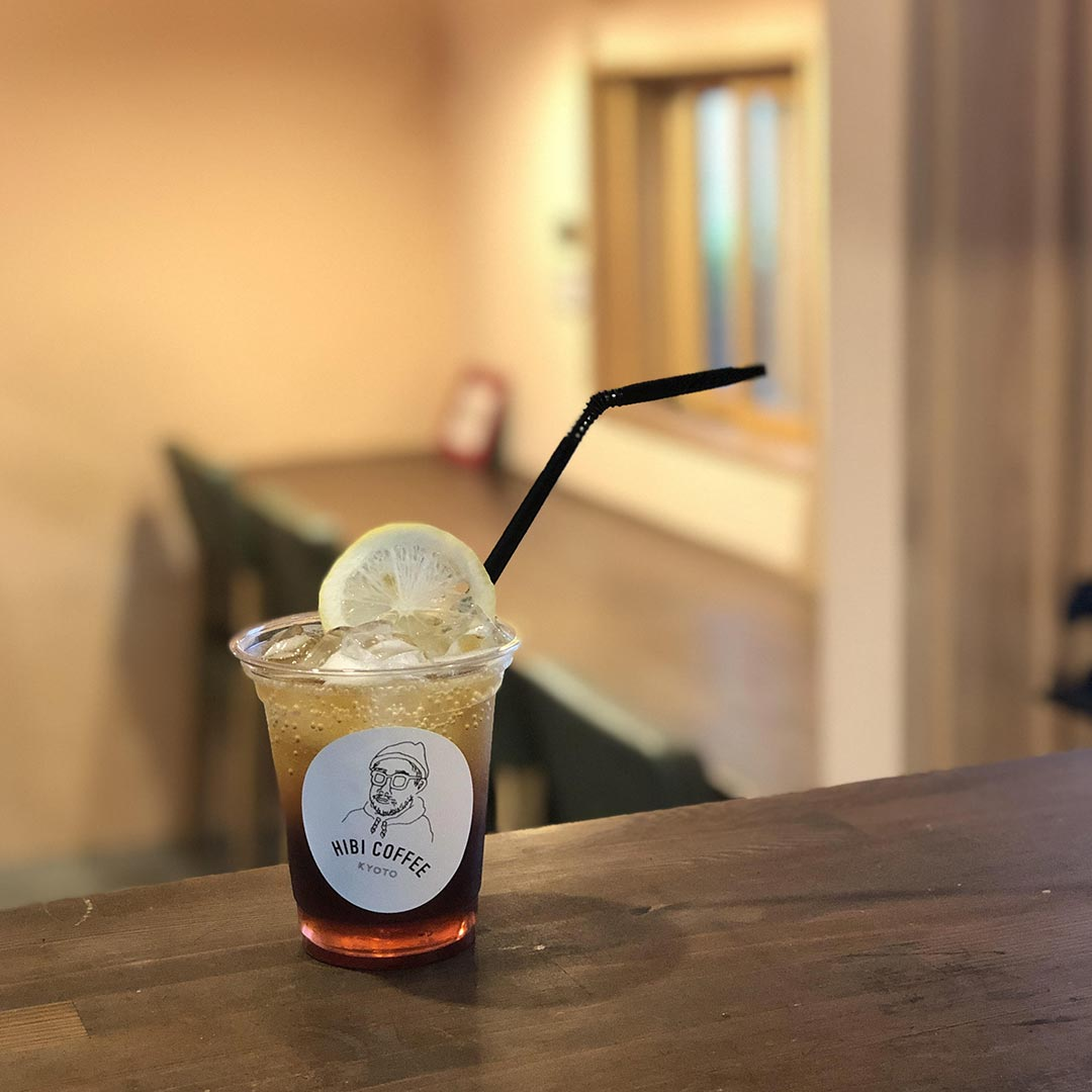 HIBI COFFEE コーヒーの販売