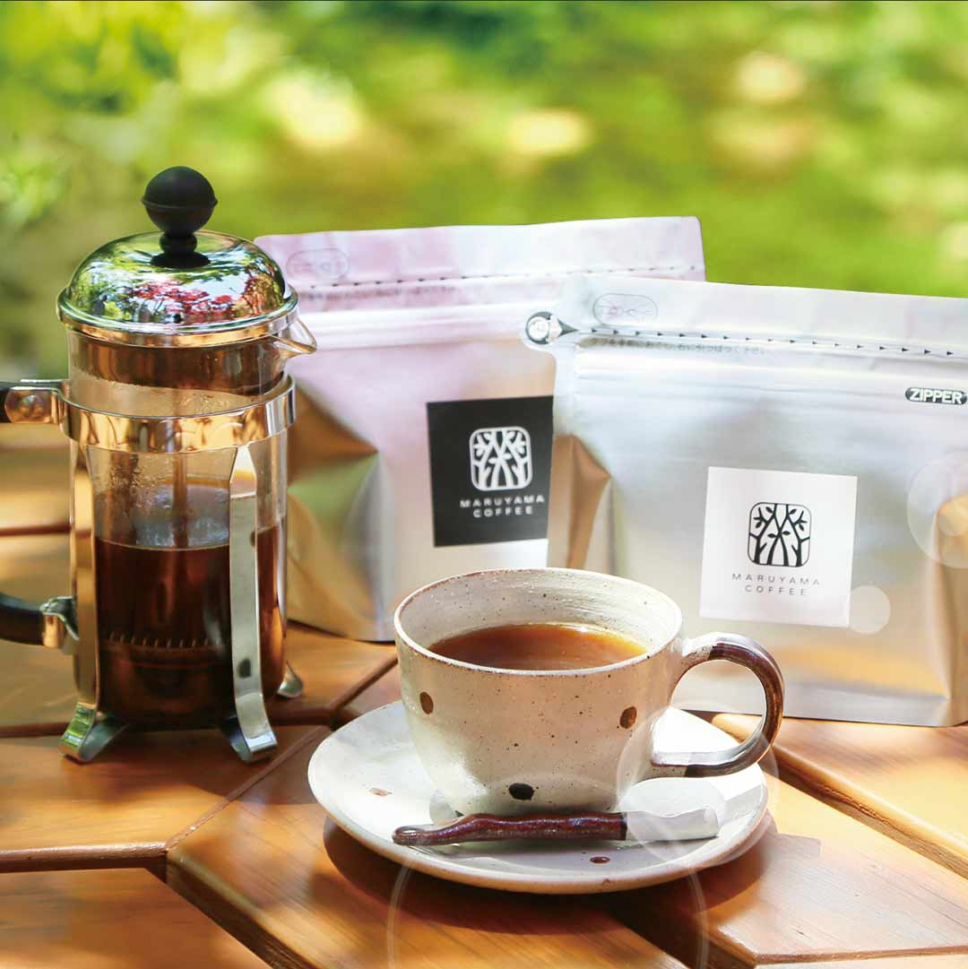 丸山珈琲 水だしコーヒーの販売
