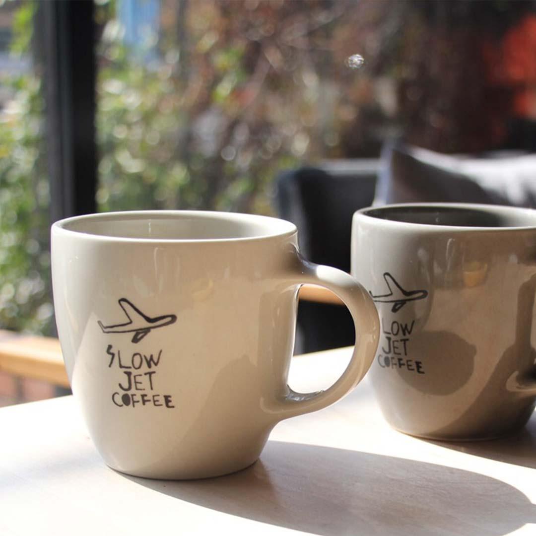 SLOW JET COFFEE コーヒーと焼き菓子の販売
