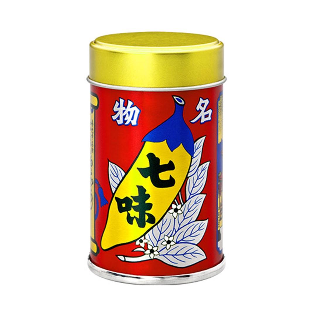 八幡屋礒五郎 七味唐からしの調合販売