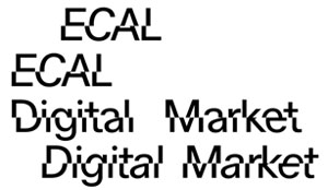 ECAL Digital Market