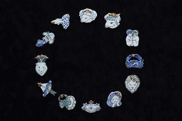 New Jewelry for CIBONE - arie:chroma