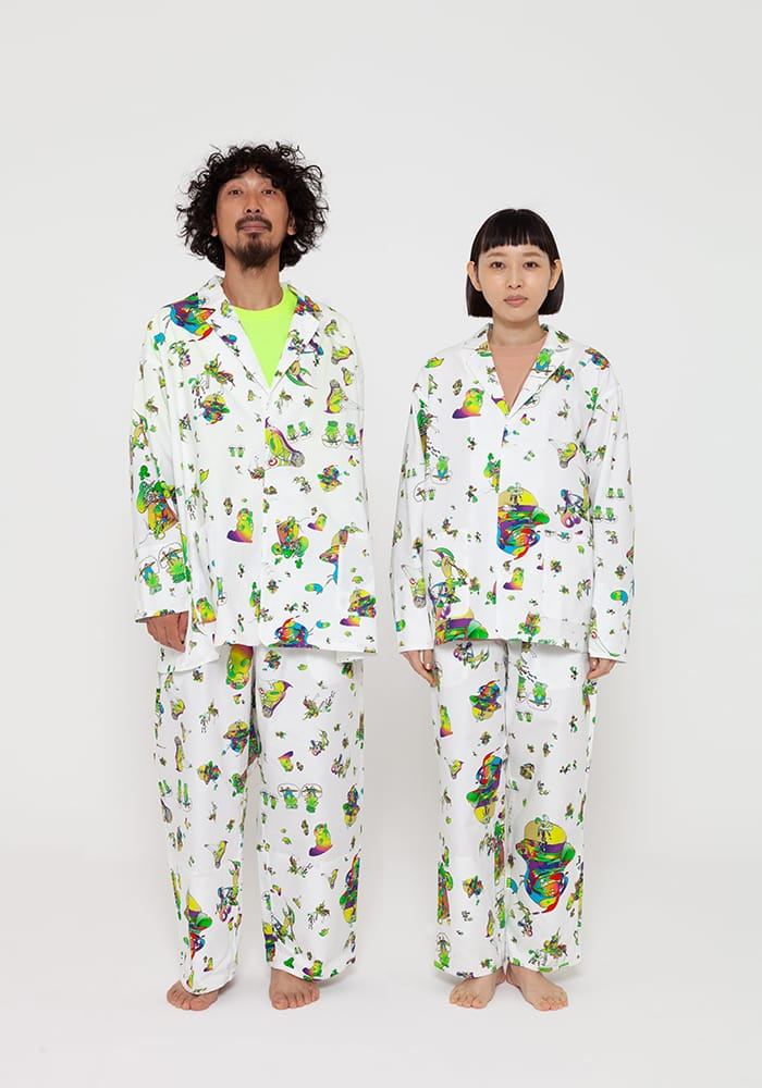"""[∈Y∋ × NOWHAW] """"Art of pajama"""""""