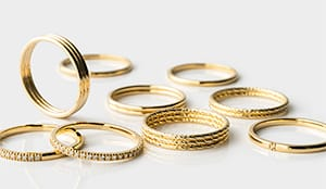 New Jewelry for CIBONE - NOUE