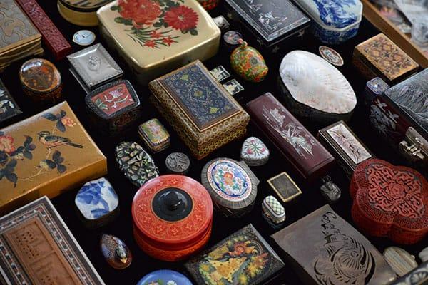 MiOA Vintage Market