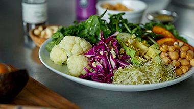 サラダをもっとおいしくたのしむ3つのポイント