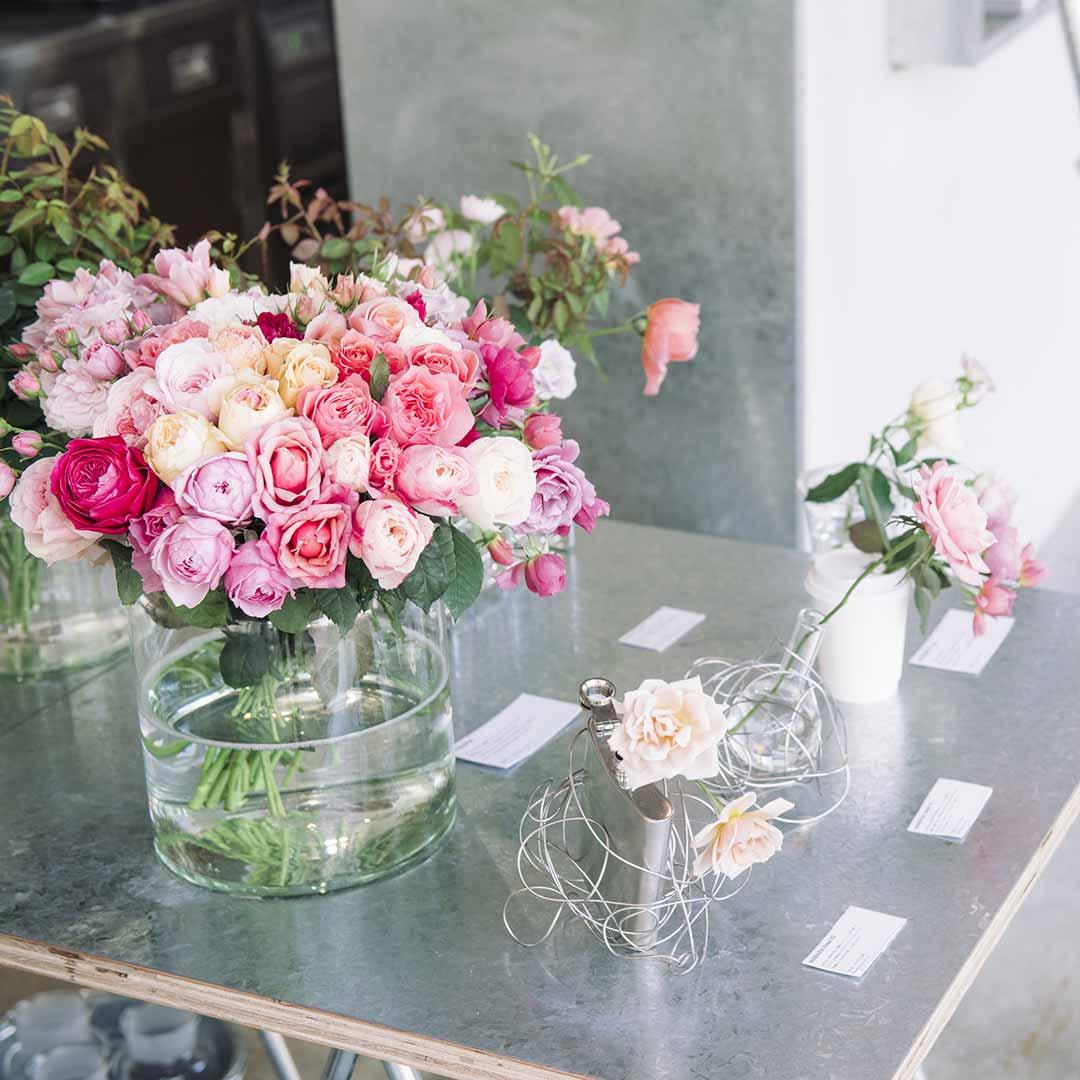 Rose Farm KEIJI WABARAの販売